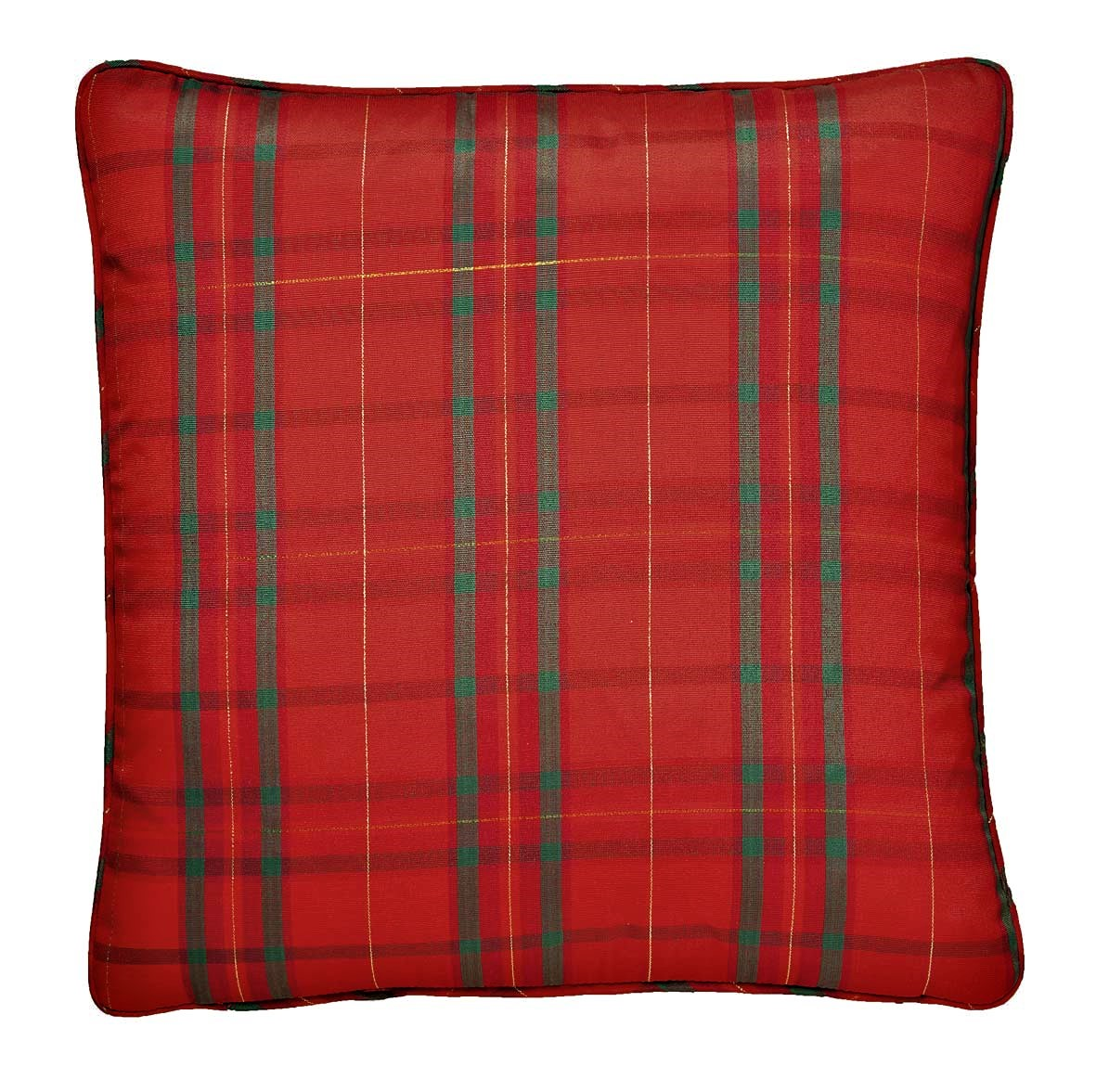 Tartan Cushion Covers in a 40 x 40 cm square