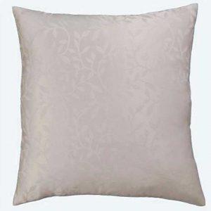 Bowdon cream cushion cover