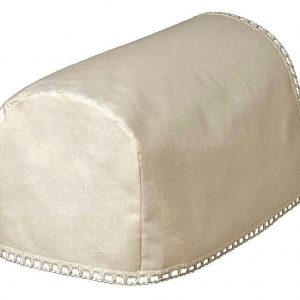 Jane chair arm covers, plain100% cotton