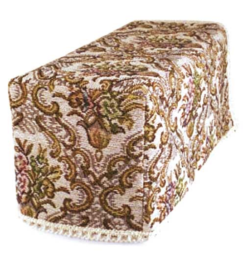 Tapestry classic chair arm covers