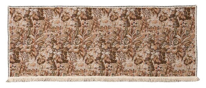 Castle tapestry settee back in a 3 seater size