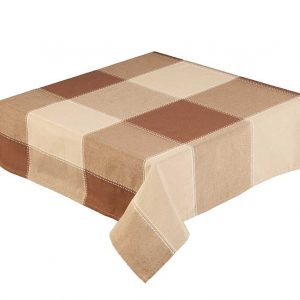 Republic Coffee Check Napkins Pack of 4