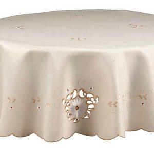 Monica daisy round tablecloth
