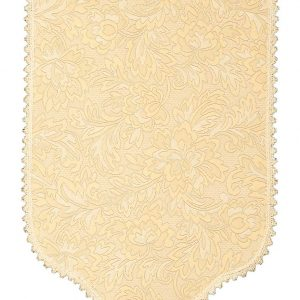 MATELASSE Chair Back Cover Cream