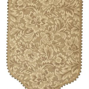 Matelasse Chair Back Taupe