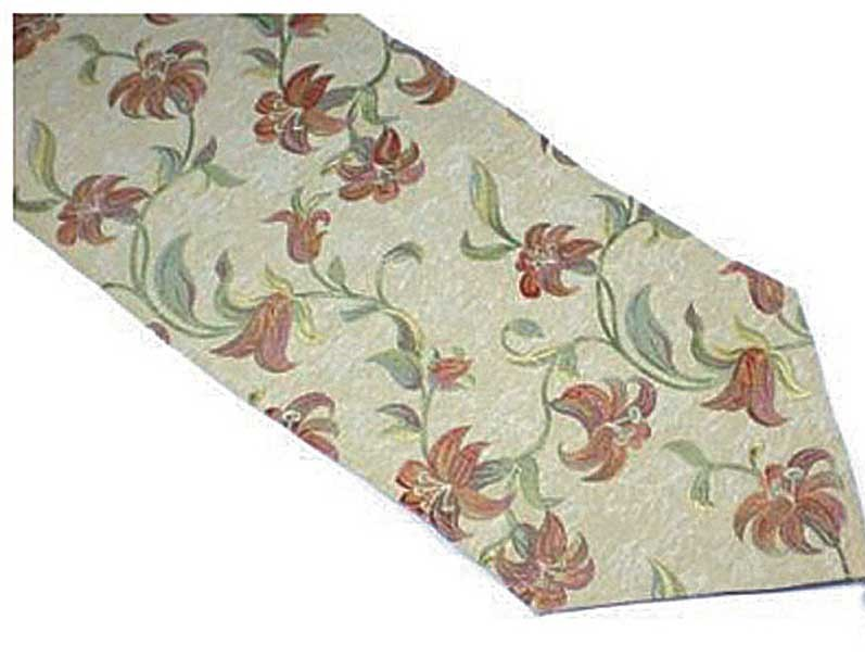 Lily terracotta 30x182cm 12 x 72 table runner with for 12 foot table runner
