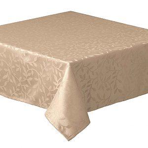 Bowdon coffee oblong tablecloth