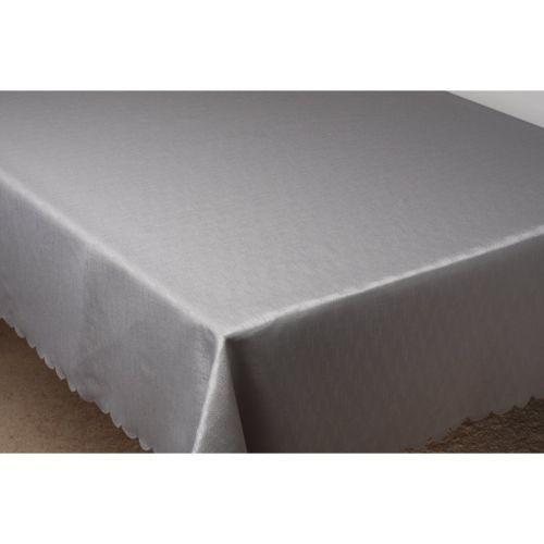 Shell Tablecloth Silver 137x178cm