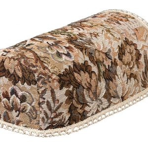 Tapestry chair cover set of 6 narrow arm covers and 5 chair backs