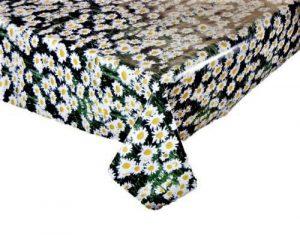 Daisy Vinyl Tablecloths