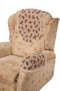 Arm covers & chair backs