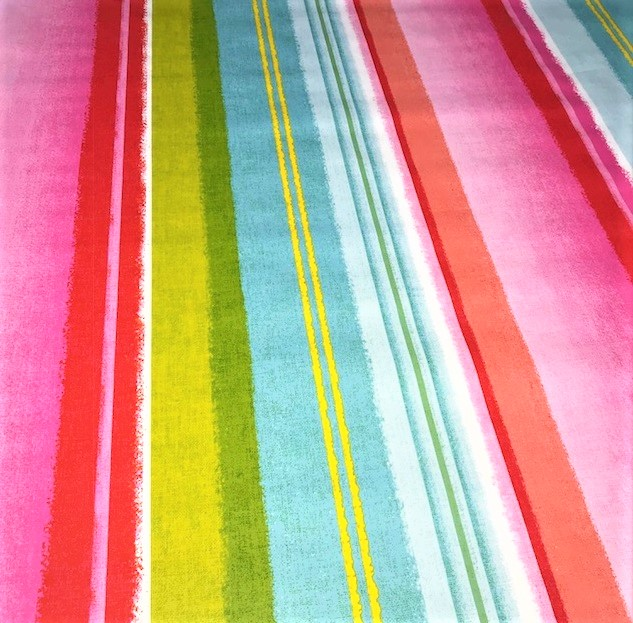 Seaside Deck Chairs vinyl tablecloth