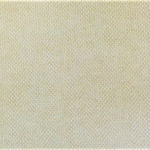 Ivory hessian vinyl tablecloth