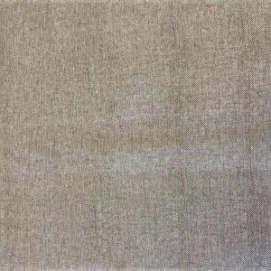 Hessian natural vinyl tablecloth