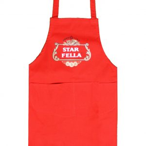 "Full length apron ""Star Fella"""