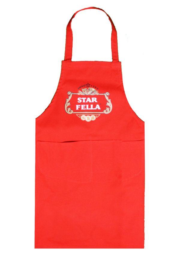 "Full length apron ""Star Fella"""