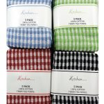 Terry tea towels in a choice of 4 colours