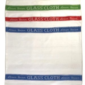 Glass cloth tea towels pack of 3