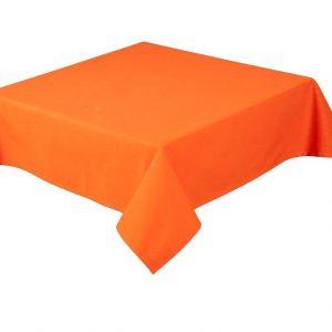 Rio Orange Square Tablecloth
