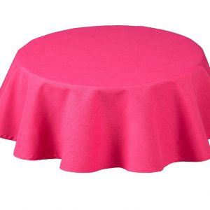 Rio Fuchsia Round Tablecloth