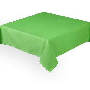 Rio Square Lime Green Tablecloth