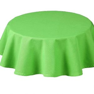 Rio Lime Round Tablecloth