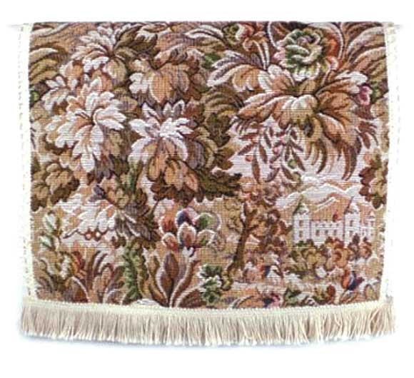 Tapestry castle chair covers